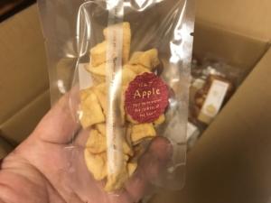 りんごドライフルーツ